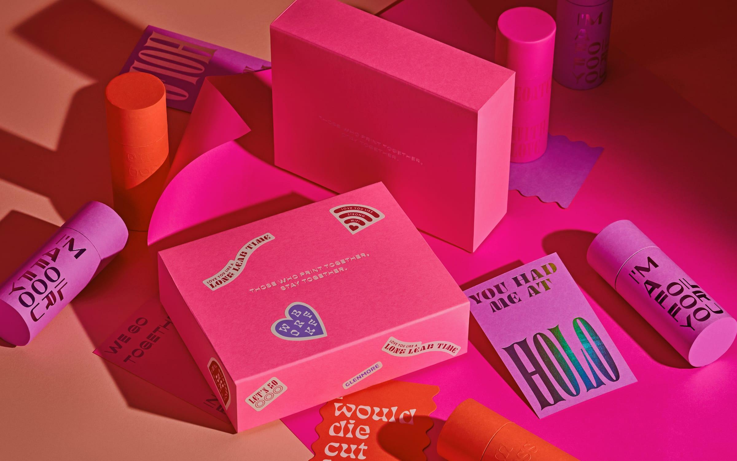 Glenmore Valentine's Print Promo